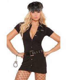 974acedd4792 Police Officer Halloween Costume Women Plus Sexy Adult Cop