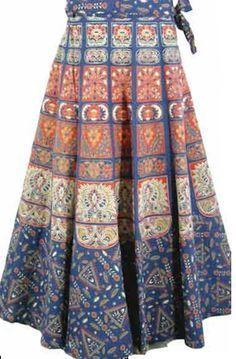Aprenda a fazer a modelagem de uma linda saia longa pareô! - Artesanato …
