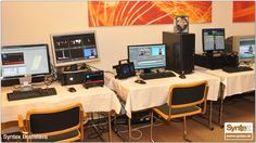 sk - Váš partner a dodávateľ profesionálnych produkto / SYNTEX. Sony Camera, Bratislava, Corner Desk, Conference Room, Table, Furniture, Home Decor, Corner Table, Decoration Home