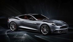 Ashton Martin Vanquish. This is my dream car. I love it