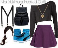 Teen Wolf - Kira Yukimura inspired outfit