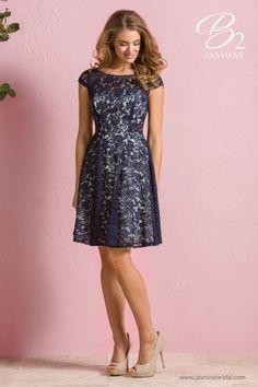 Jasmine B2 Bridesmaid Dresses - Style B173065