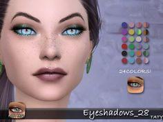 - Female Found in TSR Category 'Sims 4 Female Eyeshadow'
