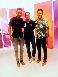 Les CALEMA (musique pop) TV portugaise