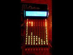 ArduinoPrX : Arduino Tetris Video 3