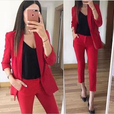70 Ideas womens business professional suits classy for 2019 - Business Attire Business Professional Attire, Business Outfits Women, Office Outfits Women, Stylish Work Outfits, Professional Wear, Business Attire, Classy Outfits, Chic Outfits, Fashion Outfits