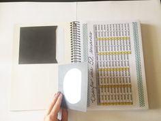 Bullet journal financeiro: faça o seu! - Patricia Lages - Bolsa Blindada Bullet Journal, Office Supplies, Notebook, Gisele, Planners, Money Saving Tips, Challenge Week, Financial Planning, Finance