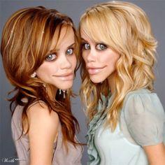 Olsen Twins   (by glamourdevil)