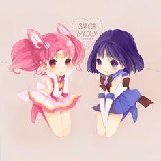 by羊角哀 Sailor Moon