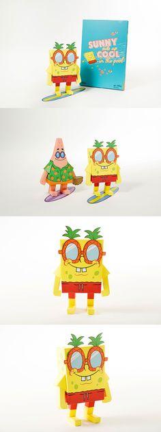멋쟁이 스펀지밥! 늘 유쾌한 사랑스러운 친구예요  #바보사랑 #스펀지밥 #뚱이 #캐릭터 #징징이 #다람이 #데일리 #일상 #니켈로디언 #Spongebob #Nickelodeon