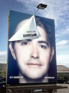 Restauração de cabelo