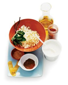 How To Marinate And Make Better Food - Basic Formula - Acid+Salt+Oil+Herbs/Seasonings/Sugar+Time