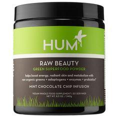 Raw Beauty green superfood facial powder