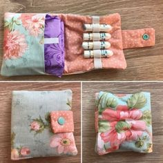 Diy Sewing Projects, Diy Projects To Try, Sewing Hacks, Sewing Crafts, Sewing Tips, Bags Sewing, Sewing Clothes, Craft Projects, Diy Hanging Shelves