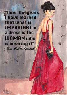 Style Quotes For The Fashionistic Diva In You | the perfect line