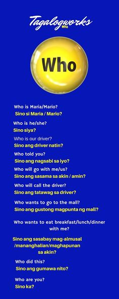 learn Tagalog speak Tagalog Filipino learn Filipino Philippines How to Tips lesson 2018 new learn tagalog fast learn tagalog for beginners Tagalog Words, Tagalog Quotes, Korean Words Learning, Learning English For Kids, English Phrases, Learn English Words, South Korean Language, Foreign Language, Language Arts