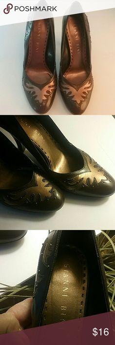 """New Gianni Bini shoes 3"""" inch heel. Size 7 Gianni Bini Shoes Heels"""