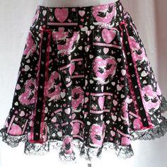 Super Sweet Circle Skirt   AllFreeSewing.com