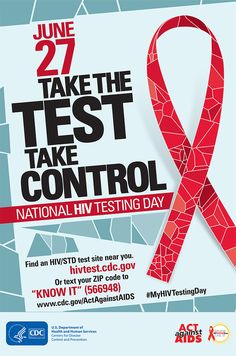 HIV tests are one of the best tools for #HIV prevention. When you know your HIV status, you can take care of yourself and your partners. #MyHIVTestingDay #NHTD http://hivtest.cdc.gov