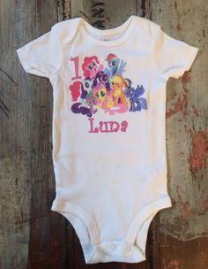 My Little Pony Rainbow Dash Pinkie Pie por PrincessBirthdayTees