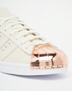 Superstar 80s - Sneakers Laag - Blush Pink/Offwhite