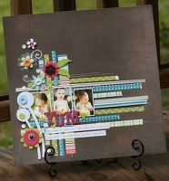 A Project by *Jaime Warren* from our Scrapbooking Gallery originally submitted 06/16/08 at 07:53 AM