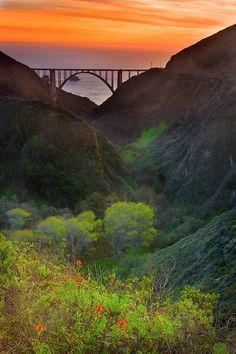 ~~USA, California, Big Sur, Bixby Bridge by Don Smith~~