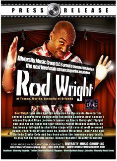 Diversity Music Group LLC | Diversity Music Group LLC | Rod Wright