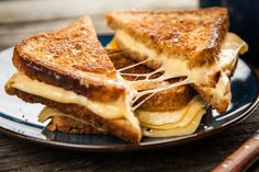 Grilled Cheese, Please! 15 Savory Spots to Enjoy National Grilled Cheese Day National Grilled Cheese Day, Best Grilled Cheese, Mayonnaise, Bacon Grease Uses, Grilled Cheese Festival, Croque Mr, Basic Food Groups, 3 Ingredient Recipes, Cheese Bites