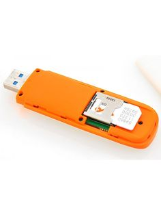 3G USB Modem with HSUPA for Laptops