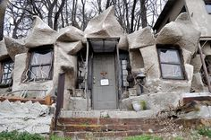 The Cavehouse on Charles Page Boulevard in Tulsa, Oklahoma, where the tours are five bucks each.