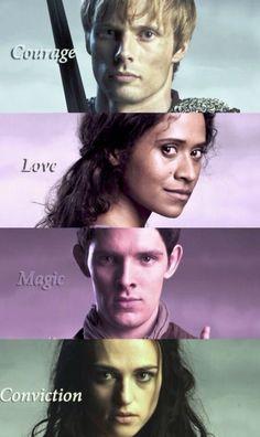 Merlin  Magia y mitología
