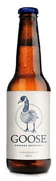 Goose, la cerveza segoviana que levanta pasiones.