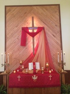 Pentecost installation from Odessa-Catharine UMC.