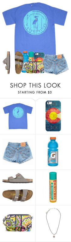 A fashion look from July 2016 featuring longsleeve t shirts, denim shorts and Birkenstock. Browse and shop related looks. College Outfits, Outfits For Teens, Girl Outfits, Fashion Outfits, Cute Summer Outfits, Stylish Outfits, Cute Outfits, Teen Girl Fashion, Camping Outfits