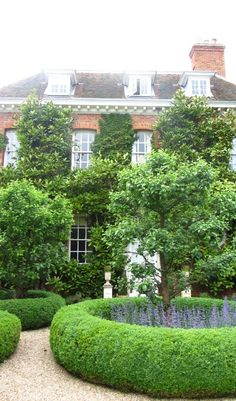 West Green House Garden.