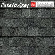 Best Owens Corning Oakridge Series – Estate Gray Stroud 400 x 300