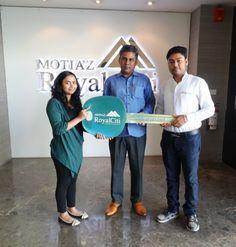 #MotiazRoyalCiti: Possession Update #3BHKFlatsinZirakpur with Sushma Manoj Aggarwal