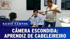 Câmera Escondida (31/07/16)  Aprendiz de cabeleireiro