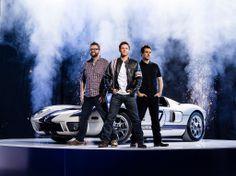 <3 Top Gear USA