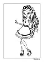 monster high coloring pages free online printable coloring pages, sheets for kids. Get the latest free monster high coloring pages images, favorite coloring pages to print online by ONLY COLORING PAGES. Monster High Dibujos, Monster High Desenho, Cumple Monster High, Monster High Birthday, Monster High Party, Monster High Dolls, Monster Coloring Pages, Cute Coloring Pages, Coloring Pages For Girls