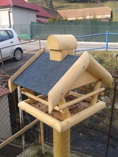 Ja spravím vtáčiu búdku za 50€   Jaspravim.sk 50th, Canning, Home Canning, Conservation