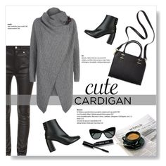 """My Favorite Cardigan"" by viola279 ❤ liked on Polyvore featuring Acne Studios, Polo Ralph Lauren, Humble Chic, STELLA McCARTNEY and Bobbi Brown Cosmetics"