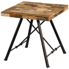 Recycled Wooden Table, 130€  Lodsh