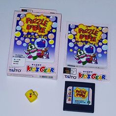 Shared by retronutz #retrogames #microhobbit (o) http://ift.tt/1RGZLBJ addition to my Japanese Sega Game Gear cartridge collection. Puzzle Bobble #sega #gamegear #puzzlebobble #kidsgear #vintagegames collection #retro #handheldgaming #japangaming #retrogamer #retrogaming #retrocollective #retrocollector  #gamecollector #gaming #gamecollection #videogaming #videogamecollection