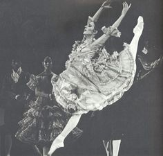 Gelsey Kirkland ( as Kitri, in Don Quixote)