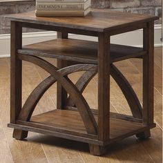Found it at Wayfair - Chesapeake Occasional Chairside Table