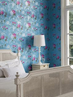 Graham & Brown Northern Rose - Wallpaper of the Year | very.co.uk