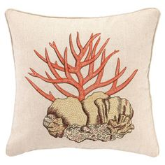 I pinned this from the Seaside Chic - Evoke the Oceanside with Beach-Inspired Pillows event at Joss and Main!    back patio
