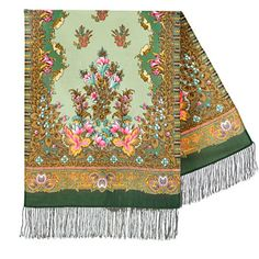 with silk fringe Bohemian Rug, Rugs, Decor, Summer, Fashion, Historia, Wool, Scarves, Florals